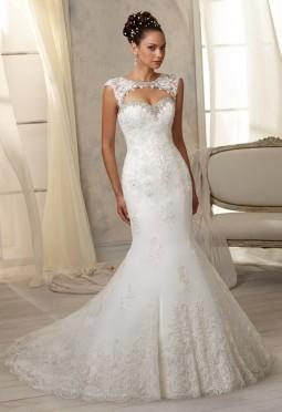 Свадебное платье Джинна