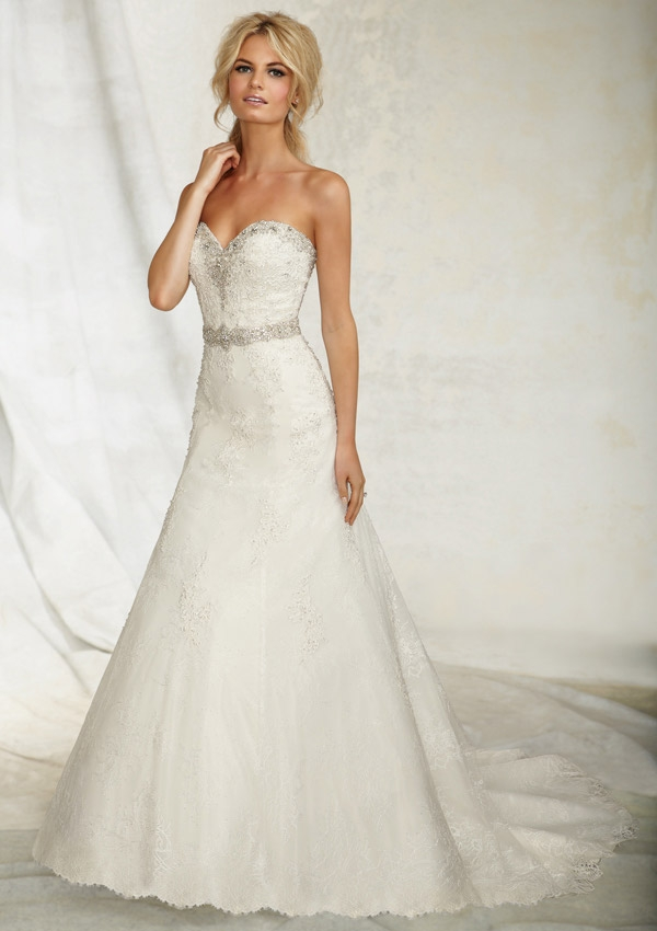 Свадебное платье Лаванда