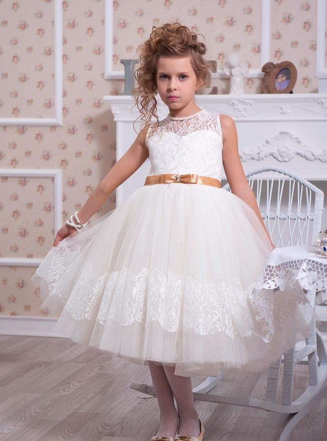 da11e711517 Детские свадебные платья