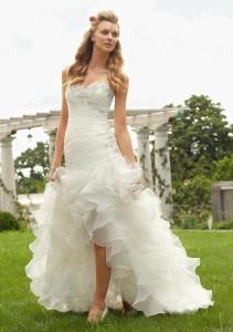 Свадебное платье Парижель